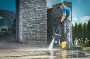 commercial pressure washing services florida